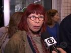 Rita Lee é ouvida em audiência sobre indenização a PMs em Aracaju