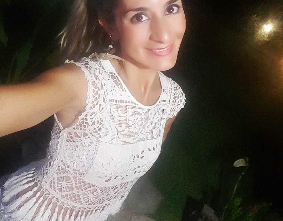 Carolina Maria Romero tinha 35 anos (Foto: Arquivo Pessoal)