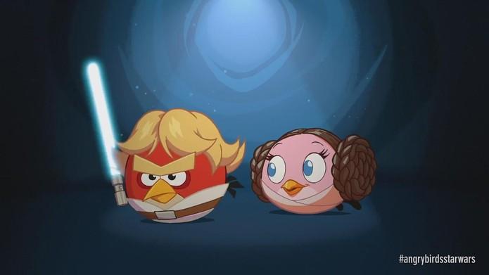 Angry Birds Star Wars II  (Foto: Reprodução)