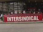 Bancários da Baixada Santista aderem à greve nacional