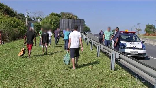 MP procura 150 dependentes químicos de clínica interditada em SP