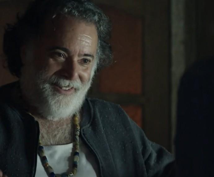 Zé Maria é interpretado por Tony Ramos (Foto: TV Globo)