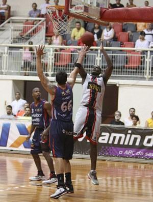 NBB - Joinville x Mogi das Cruzes (Foto:  Jackson Nessler/Divulgação)
