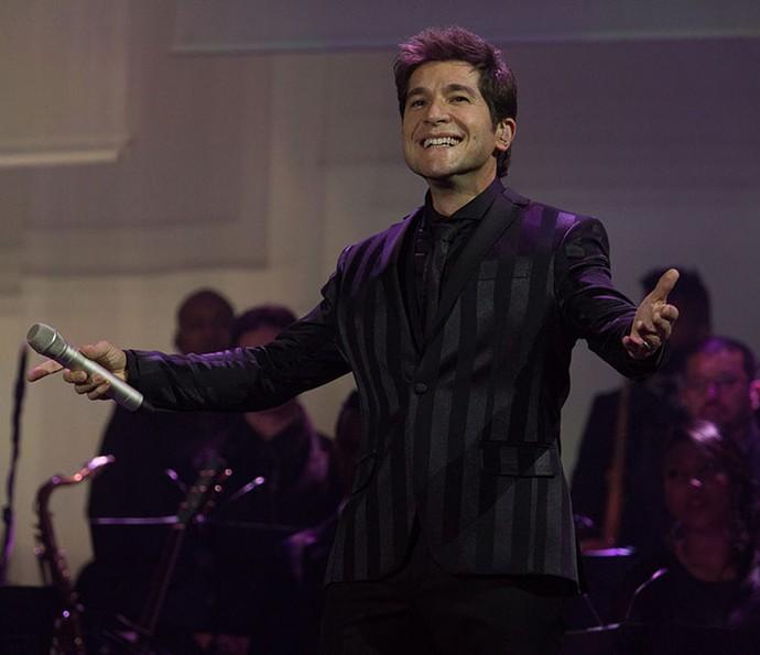 Daniel escolheu um local especial em sua vida para o show in concert: sua cidade natal, Brotas, no interior de São Paulo (Foto: Divulgação / Marcos Hemes)