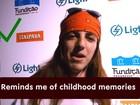 Fãs tentam acertar letra de 'Sweet Child'  no show de Slash no Rio