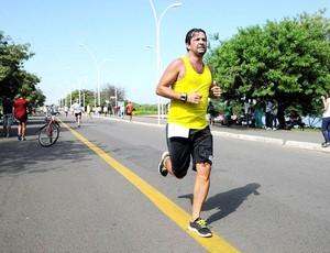 João Augusto Machado, Meia do Rio, eu atleta (Foto: Arquivo Pessoal)