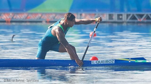 Isaquias leva a prata no Rio 2016 (Foto: Flickr da Canoagem Brasileira)
