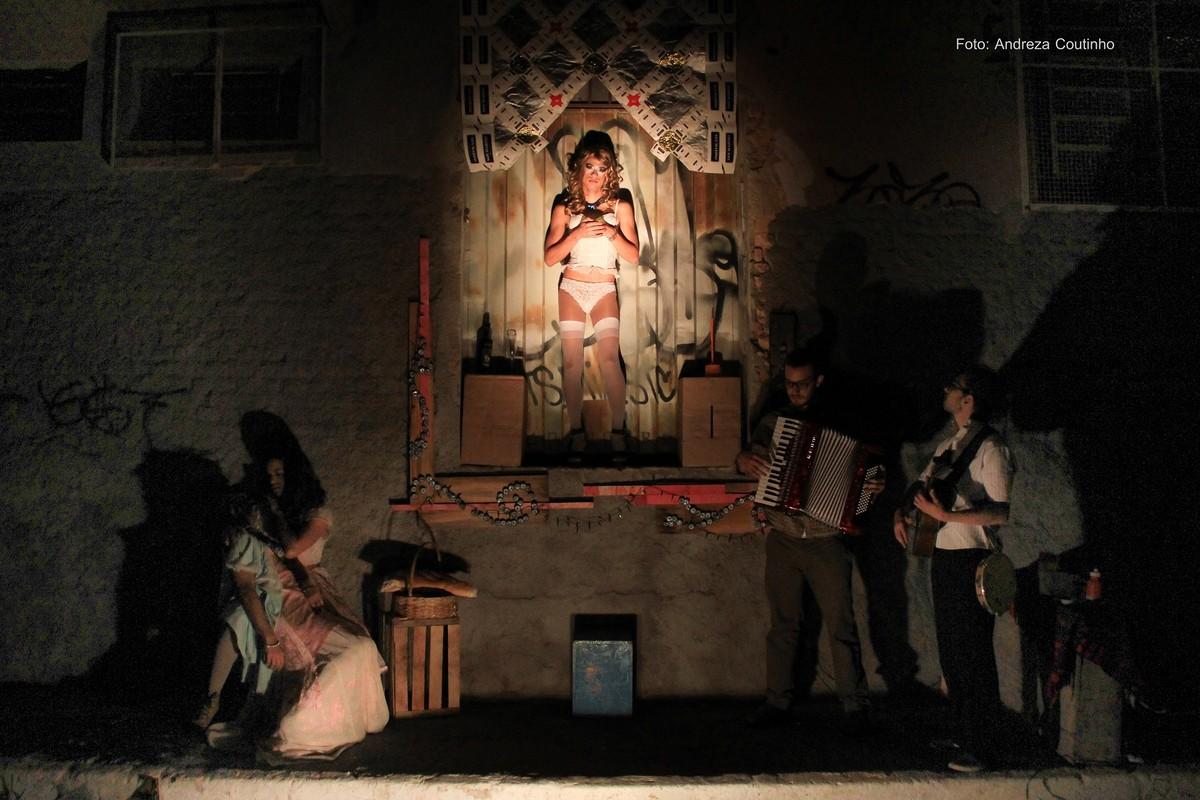 Espetáculo 'Nossa Senhora [Da Luz]' será encenado a céu aberto no Festival de Curitiba em Paraná