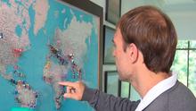 Conheça paranaense que visitou países que não existem (Reprodução/RPC)