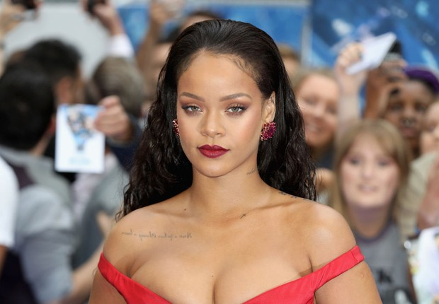 Cantora Rihanna (Foto: Tim P. Whitby/Getty Images)
