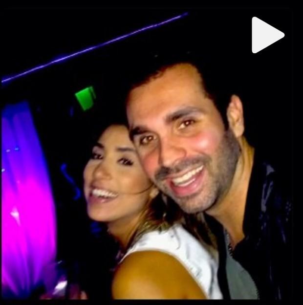 Ex-namorado de Amanda Djehdian com BBB Juliana Dias (Foto: Reprodução/Instagram)