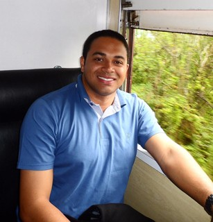 Alan Garcia (Foto: Arquivo pessoal)