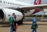 Sem alarde, Palmeiras chega a São Luís para enfrentar o Sampaio Corrêa