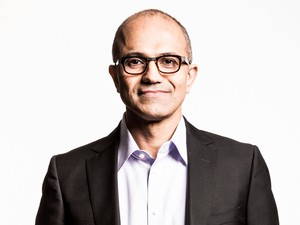 Satya Nadella é o novo CEO da Microsoft (Foto: Divulgação/Microsoft)