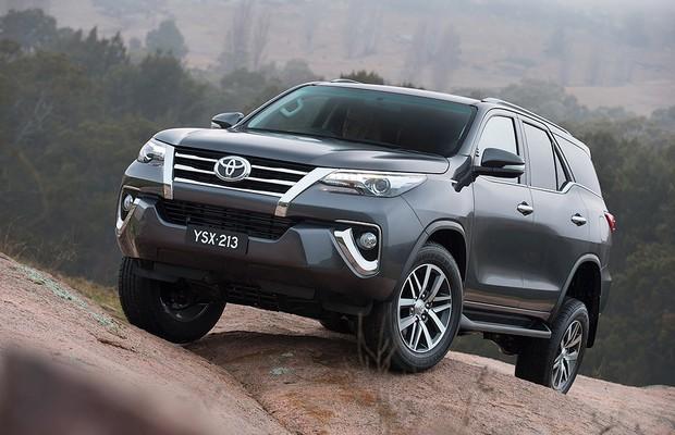 Novo-Toyota-SW4 (Foto: Divulgação)