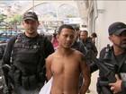 Policiais do Bope fazem operação em busca de traficantes na Rocinha