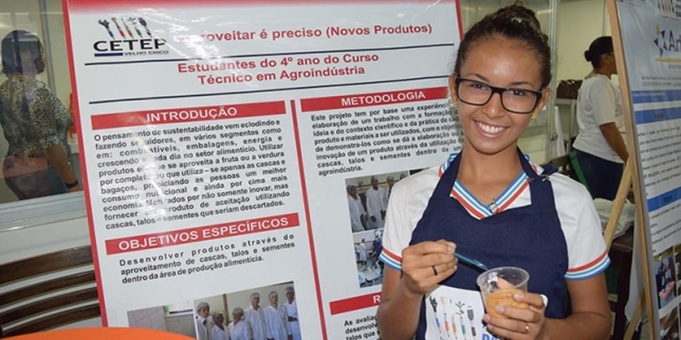 Cursos técnicos na Bahia (Foto: Divulgação)