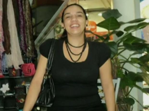 Professora está desaparecida desde a sexta-feira (21) (Foto: RBS TV/Reprodução)