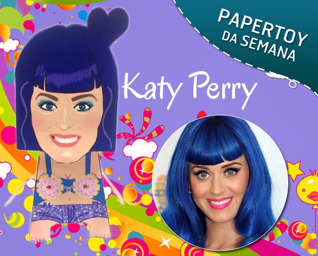 Katy Perry (Foto: Arte: Andressa XAvier)