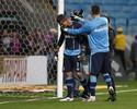 Salvador, Grohe chora, revê carreira no Grêmio e deixa futuro aberto