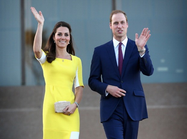 Kate e William (Foto: Getty Images)