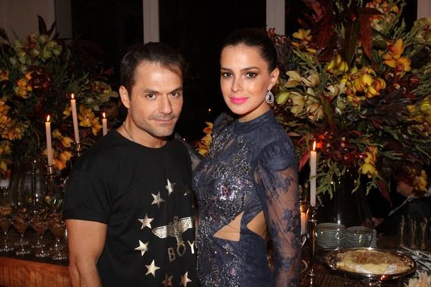 Danilo Faro e Vera Viel (Foto: Paulo Otero / Divulgação)