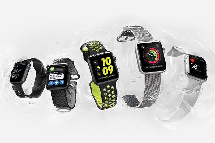 Relógio inteligente da Apple conta com diversas versões de acabamento no Brasil (Foto: Divulgação/Apple)