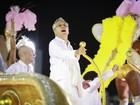 Caetano Veloso vibra com vitória da Mangueira: 'Tinha que ser assim'