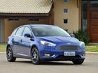 Ford faz recall do Focus 1.6 hatch por risco de incêndio