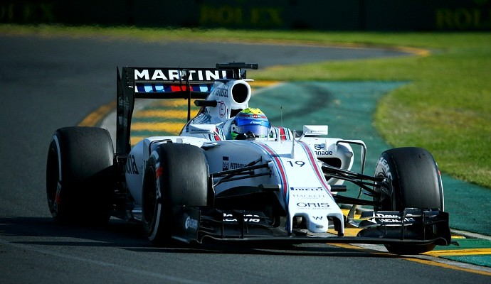 Felipe Massa Williams GP da Austrália (Foto: Reuters)