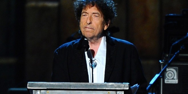 Bob Dylan anuncia que no vai  cerimnia do Prmio Nobel (Foto: Associated Press)