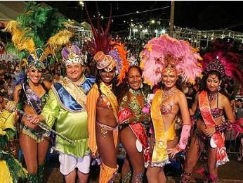 Prefeitura de Foz do Iguaçu divulga programação do carnaval 2014 (Foto: Prefeitura de Foz do Iguaçu / Divulgação)