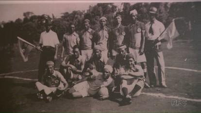Exposição conta a história do futebol em Londrina