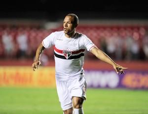 Luis Fabiano, São Paulo X Bahia