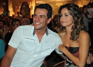 Nanda Costa e Rodrigo Lombardi (Foto: TV Globo/TV Globo)