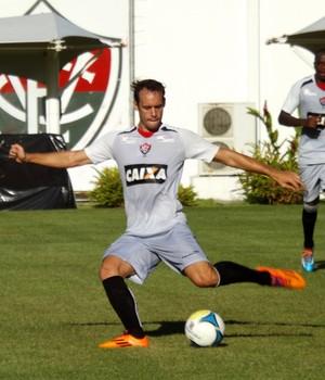Vitória treino Rodrigo Defendi (Foto: Divulgação / Esporte Clube Vitória)