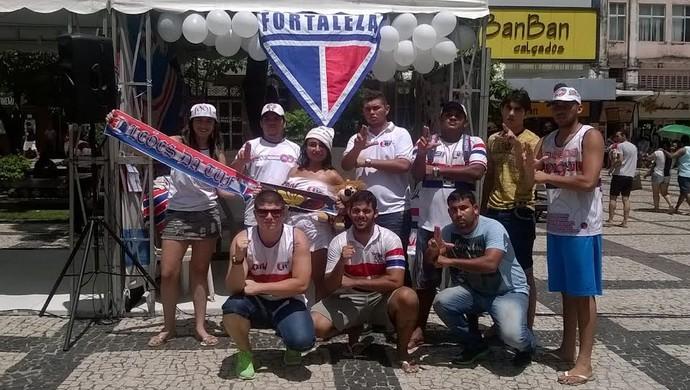 fortaleza, torcida organizada, tuf (Foto: Crisneive Silveira)