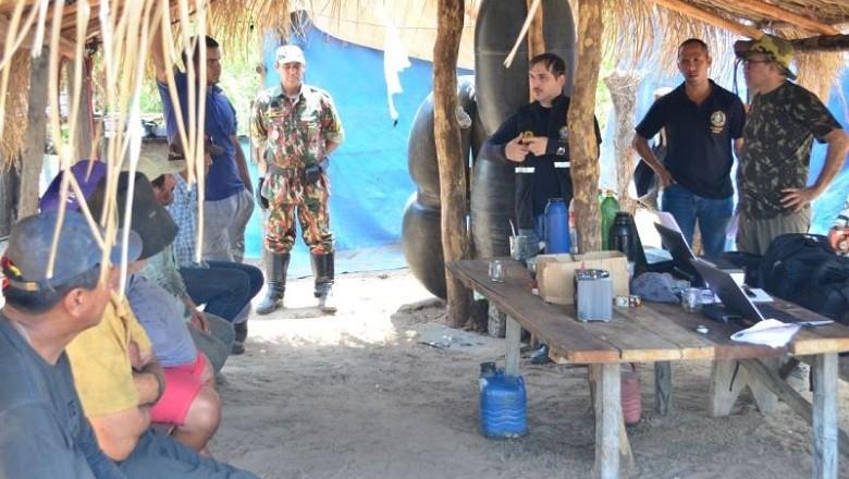 trabalho escravo (Foto: MPT - Divulgação)