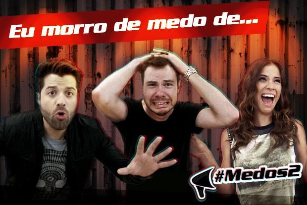 #ProntoFalei - #Medos2 (Foto: The Voice Brasil/TV Globo)