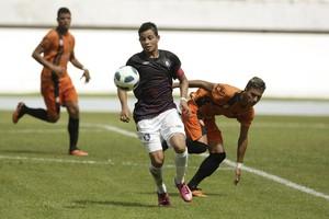 Jayme - atacante do Remo durante a Copa Norte Sub-20 (Foto: Marcelo Seabra/O Liberal)