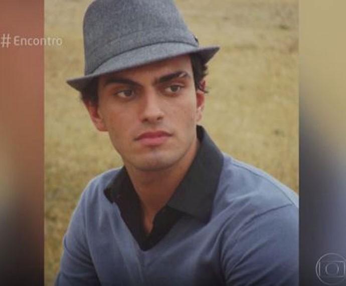 Rian está desaparecido desde a última terça-feira, 23/2 (Foto: TV Globo)