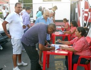 Eleição do Vitória (Foto: Eric Luis Carvalho)