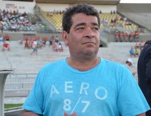 Amadeu Rodrigues, presidente da FPF (Foto: Hévilla Wanderley / GloboEsporte.com)