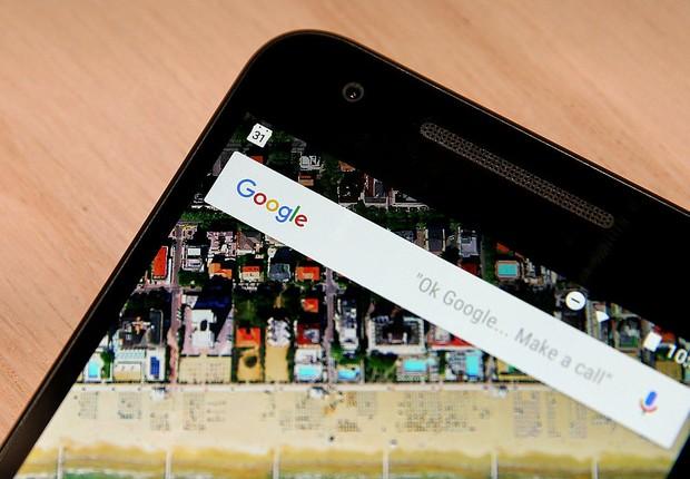 google, celular, smartphone (Foto: Justin Sullivan/Getty Images)