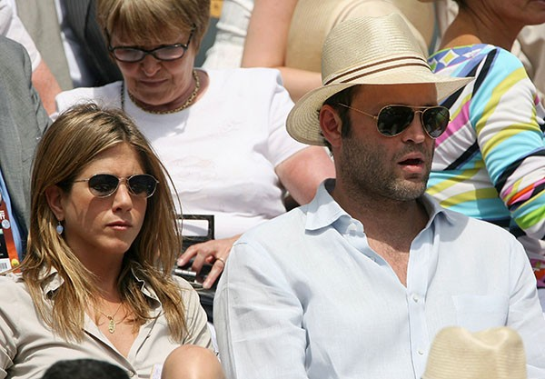 Jennifer Aniston e Vince Vaughn (Foto: Getty Images)