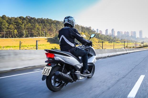 Honda PCX 150 2018 (Foto: Divulgação)