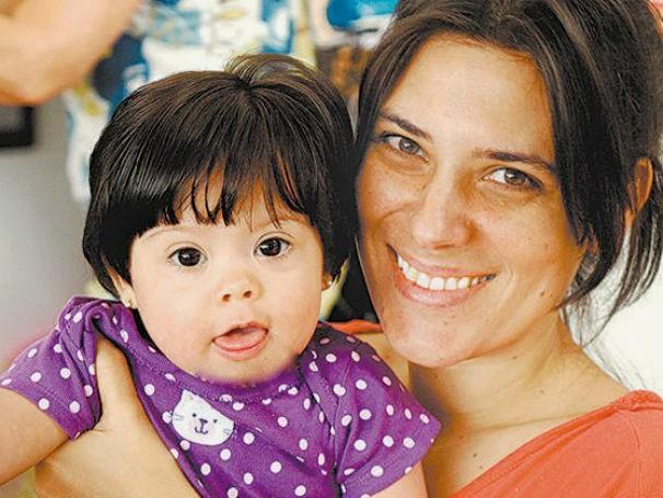 Maria Antonia Goulart - Movimento Down - Dia Internacional da Síndrome de Down (Foto: Divulgação)
