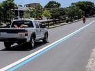 Táxis do Recife podem circular de forma permanente nas faixas azuis