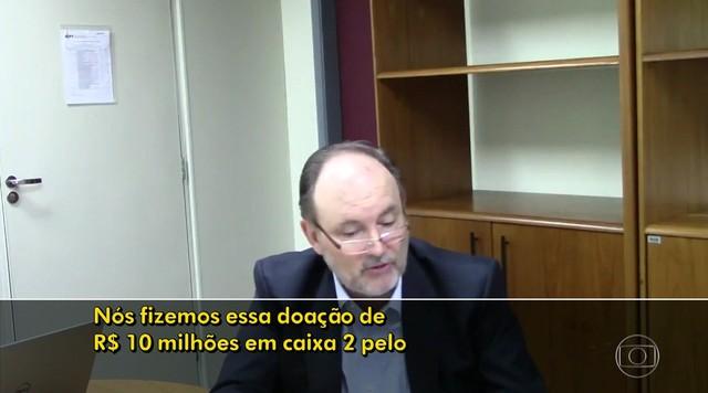 Delatores relatam pagamentos ilegais para campanha de Alckmin