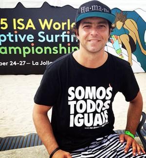 EuAtleta Henrique SURF adaptado_310 (Foto: Eu Atleta | Arte | fotos: arquivo pessoal)